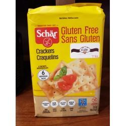 Gluten Free Plain Crackers