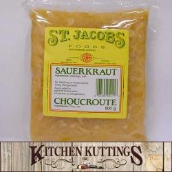 Sauerkraut (500g)